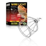 Exo Terra Wire Clamp Lamp Large
